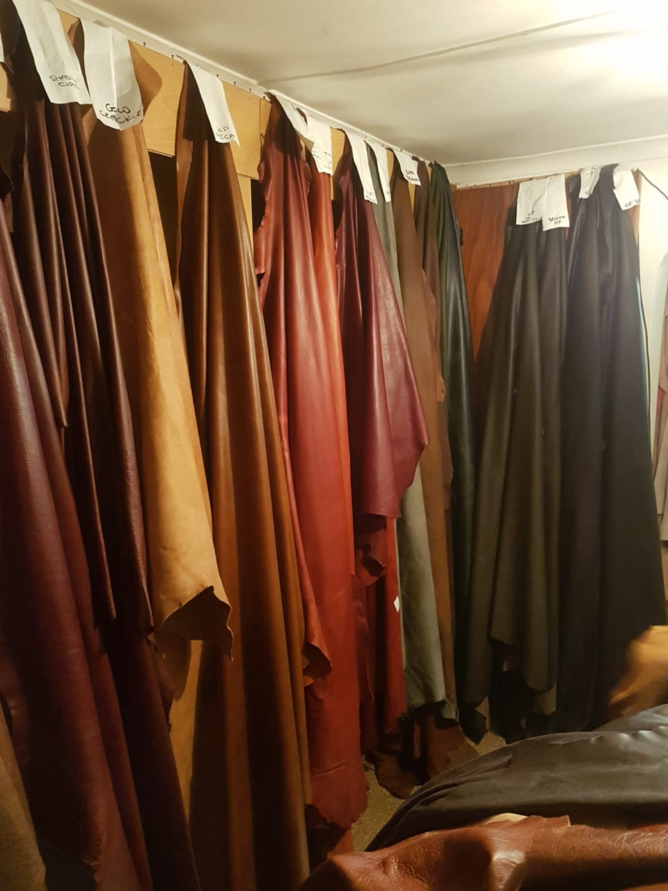 Leather Supplier Cape Town